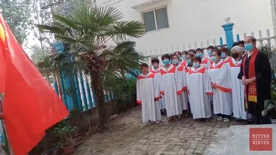 China churches ordered to praise Xi Jinping's handling of coronavirus before reopening, watchdog says