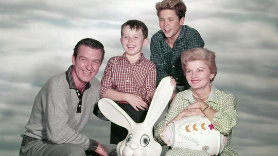 'Leave It to Beaver' star Hugh Beaumont was very much like on-screen family man, daughter says