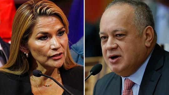 Bolivia's interim president, high-ranking Venezuelan leader test positive for coronavirus