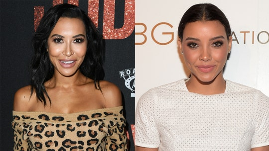 Naya Rivera's sister says she's 'showing up' for her nephew amid reports she's moving in with his dad