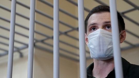 Former Marine gets 9-year Russian prison sentence over drunken assault he claims to not remember