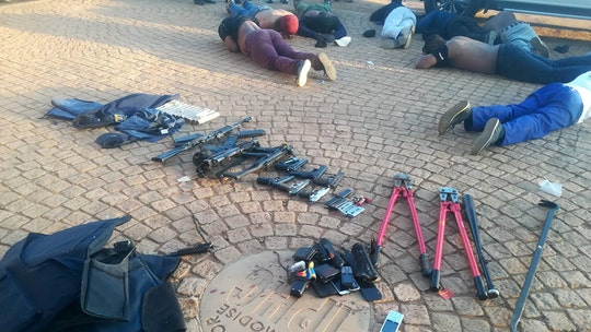 5 dead in hostage situation at South Africa church; 40 arrested