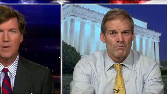 Tucker challenges Jim Jordan after Big Tech hearing: 'Google is your second biggest campaign contributor'