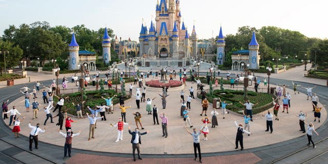The perk lets guests visit two of Disney World's various parks with one ticket on the same day. (David Roark)