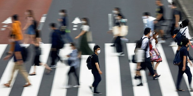 (REUTERS/Issei Kato)