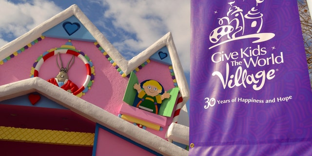 Give Kids The World Village, the nonprofit resort where children with critical illnesses stay on wish trips to Central Florida.