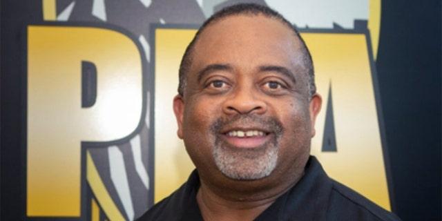 Daryl Turner, president of the Portland Police Association.(Portland Police Association)