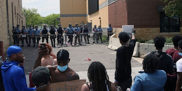 Minneapolis' Third Precinct damaged during George Floyd riots will cost $10M to fix: report