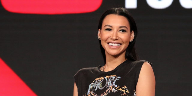 In this Jan. 13, 2018, file photo, Naya Rivera participates in the 'Step Up: High Water' panel during the YouTube Television Critics Association Winter Press Tour in Pasadena, Calif.