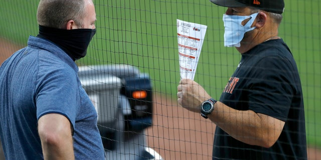 Five MLB players positive in this week's coronavirus testing