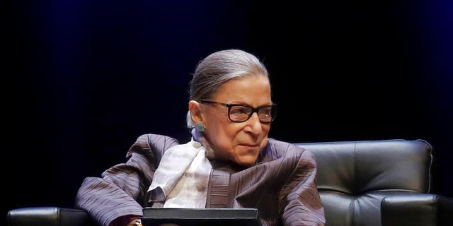 Ruth Bader Ginsburg undergoes 'minimally invasive' procedure