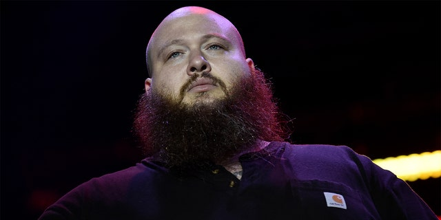 Action Bronson has worked hard during quarantine to drop over 125 磅.