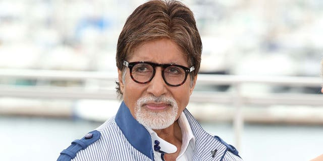Bollywood legend Amitabh Bachchan has been diagnosed with coronavirus along with his son, daughter-in-law and granddaughter. (Photo by Mike Marsland/WireImage)