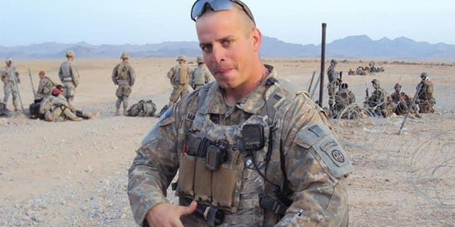 "Master Sgt. Andrew ""Andy"" Christian Marckesano"