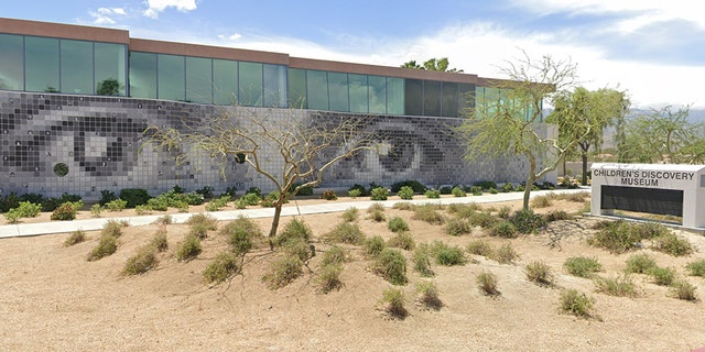 The Children's Discovery Museum of the Desert.