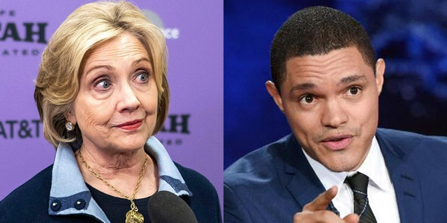Hillary Clinton talked about voter suppression during a recent appearance on 'The Daily Show' with host Trevor Noah.