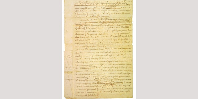 READ: The Declaration of Independence