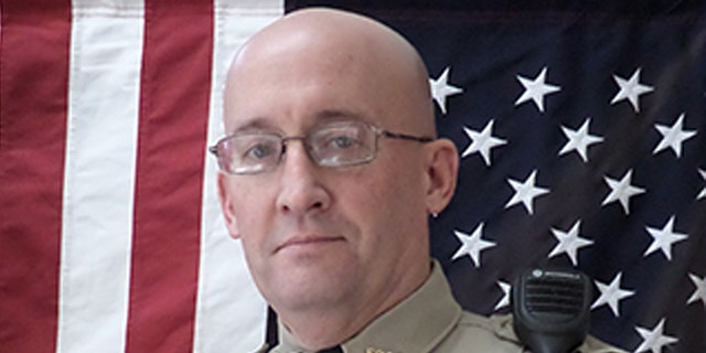 Deputy William Garner was assisting the victims of a crash when he was hit by another driver, police say. (Franklin County Sheriff