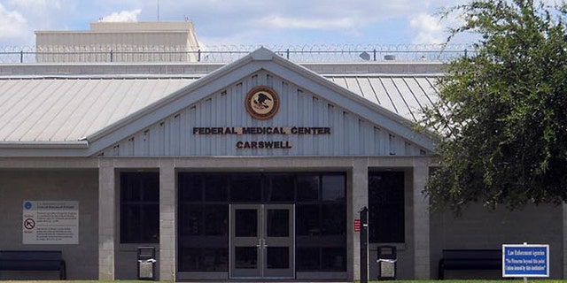 More than 500 women at Federal Medical Center-Carswell have tested positive for COVID-19. (Federal Bureau of Prisons)