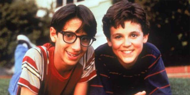 Josh Saviano (left) and Fred Savage in 'The Wonder Years.' The show is reportedly being rebooted at ABC and will focus on a Black family.