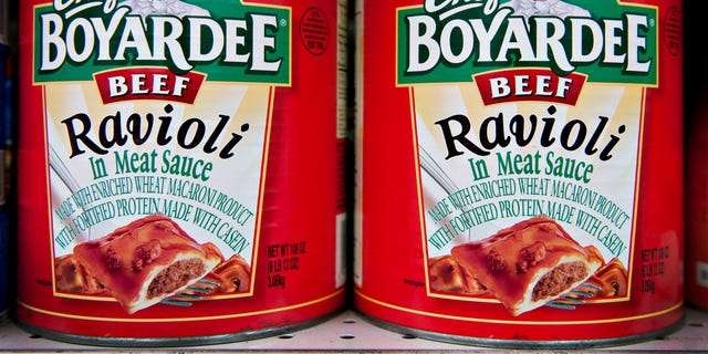 Boirardi's sauce was so popular that he began bottling it for sale, which grew to become the Chef Boyardee brand of pasta and sauces today.