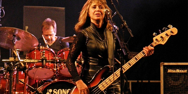 Westlake Legal Group GettyImages-119975479 '70s rock pioneer Suzi Quatro says she was never tempted by fame: 'You either go mad or wind up dead' Stephanie Nolasco fox-news/entertainment/tv fox-news/entertainment/music fox-news/entertainment/genres/then-and-now fox-news/entertainment/genres/sitcom fox-news/entertainment/genres/rock fox-news/entertainment/genres/documentary fox-news/entertainment/features/exclusive fox-news/entertainment fox news fnc/entertainment fnc article 5c4794ab-f9a3-5bd8-8c13-87fa446aeead