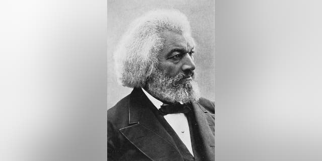 Frederick Douglass circa 1875. (Photo by Kean Collection/Getty Images)