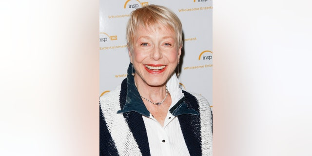 Actress Karen Grassle in 2014.
