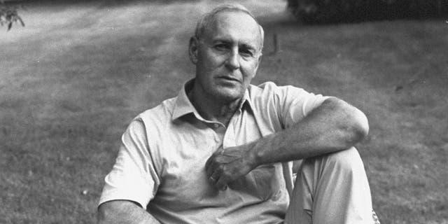 Writer Leo Damore