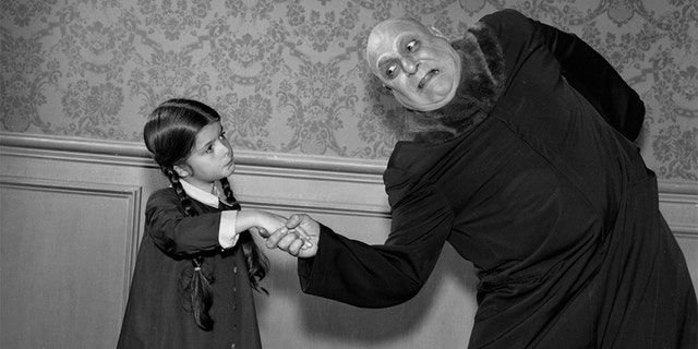 Jackie Coogan played Uncle Fester in 'The Addams Family.'