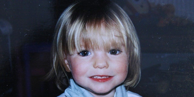 Madeleine McCann is shown in this handout photo released Sept. 16, 2007. (Photo by Handout/Getty Images)