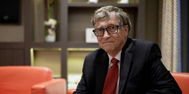 Bill Gates Denies 'Inventing' COVID-19
