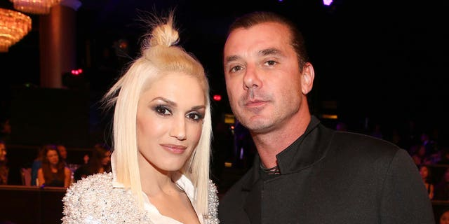 Gwen Stefani and Gavin Rossdalewere married for 13 years.