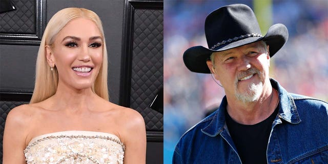 Gwen Stefani and Trace Adkins will appear during Shelton's performance.