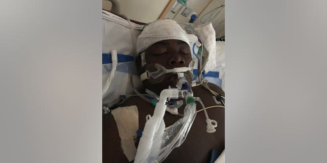Cornelius Fredericks was hospitalized and died two days later of asphyxia.