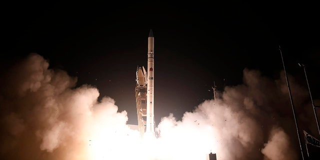 Israel Launches New Spy Satellite To 'Monitor Iran'