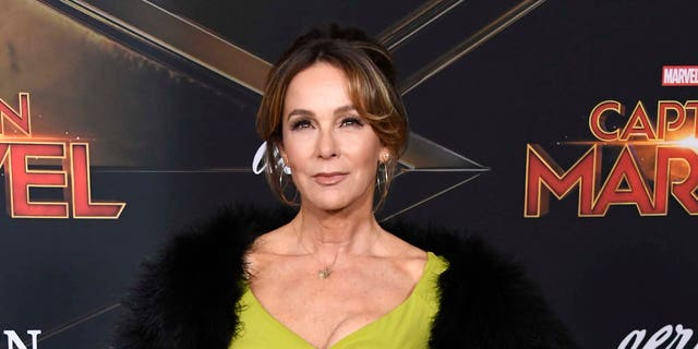 Jennifer Grey will star in and executive produce a new dancing-themed film for Lionsgate. (Photo by Frazer Harrison/Getty Images)
