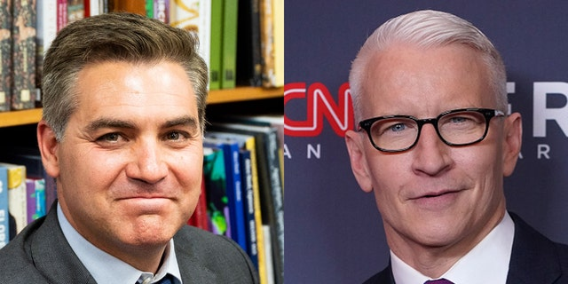 CNN's Jim Acosta and Anderson Cooper offered their personal opinions of President Trump's Rose Garden remarks.
