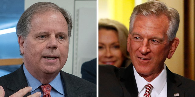 Sen. Doug Jones (D) is facing a very tough reelection fight against former football coach Tommy Tuberville (R) in Alabama.