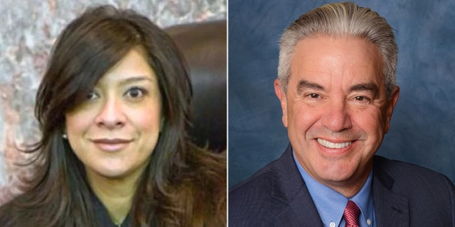 U.S. District Judge Esther Salas; Mark Anderl (ANDERL & OAKLEY, PC)