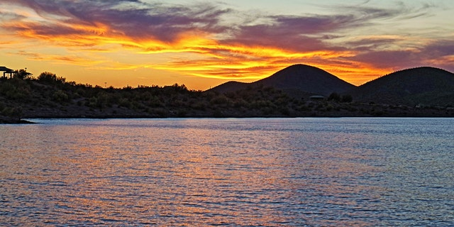 The incident happened at Scorpion Bay on Lake Pleasant, located north of Phoenix.