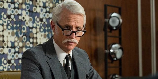 John Slattery as Roger Sterling in 'Mad Men.'