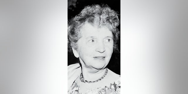 Margaret Sanger, shown in a 1959 photo, founder of the birth control movement in the United States, died in a nursing home Sept. 6, 1966, the Planned Parenthood Federation of America announced. She was 83 years old.