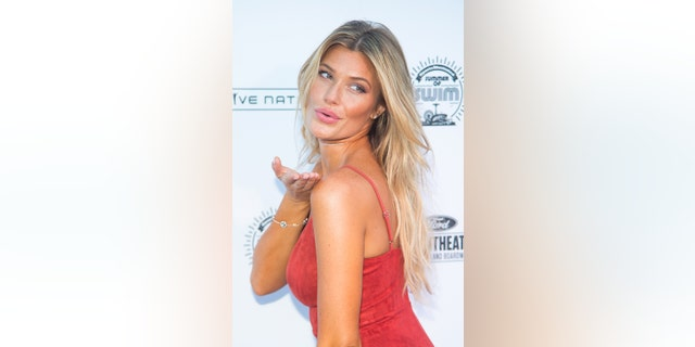 Samantha Hoopes is also a GUESS Girl.