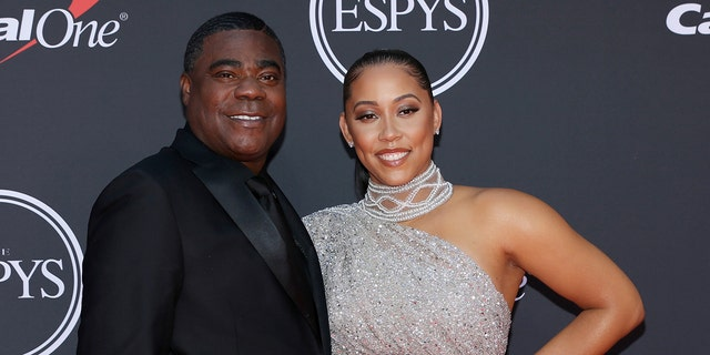 American actor Tracy Morgan and wife Megan Wollover to divorce