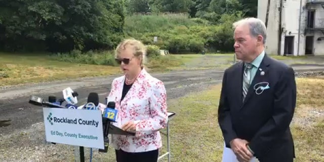 Rockland County Health Commissioner Patricia Ruppert and county Executive Ed Day said subpoenas were issued to compel a group of partygoers to talk with health officials.