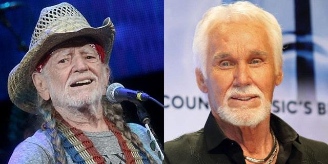Willie Nelson mengungkapkan bahwa Kenny Rogers awalnya ingin dia merekam 'The Gambler.'