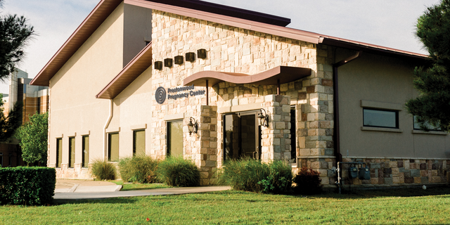 A rendering of the new pro-life pregnancy center in Dallas.