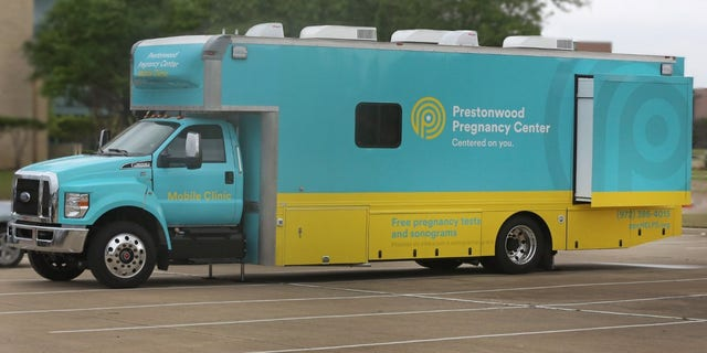 In 2018, Prestonwood Pregnancy Center introduced mobile clinics to travel around the Dallas-Fort Worth area.