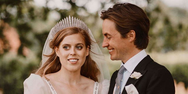 Princess Beatrice and Edoardo Mapelli Mozzi welcomed their first child together, a daughter on Sept. 18.